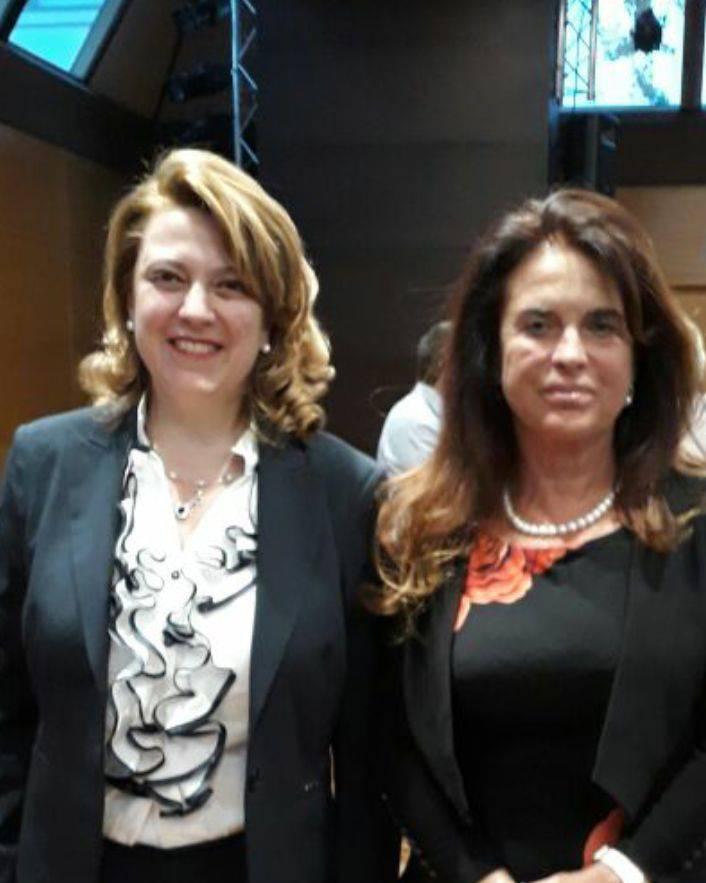 riviera24 -  Raffaella Ranise e Francesca Matteucci