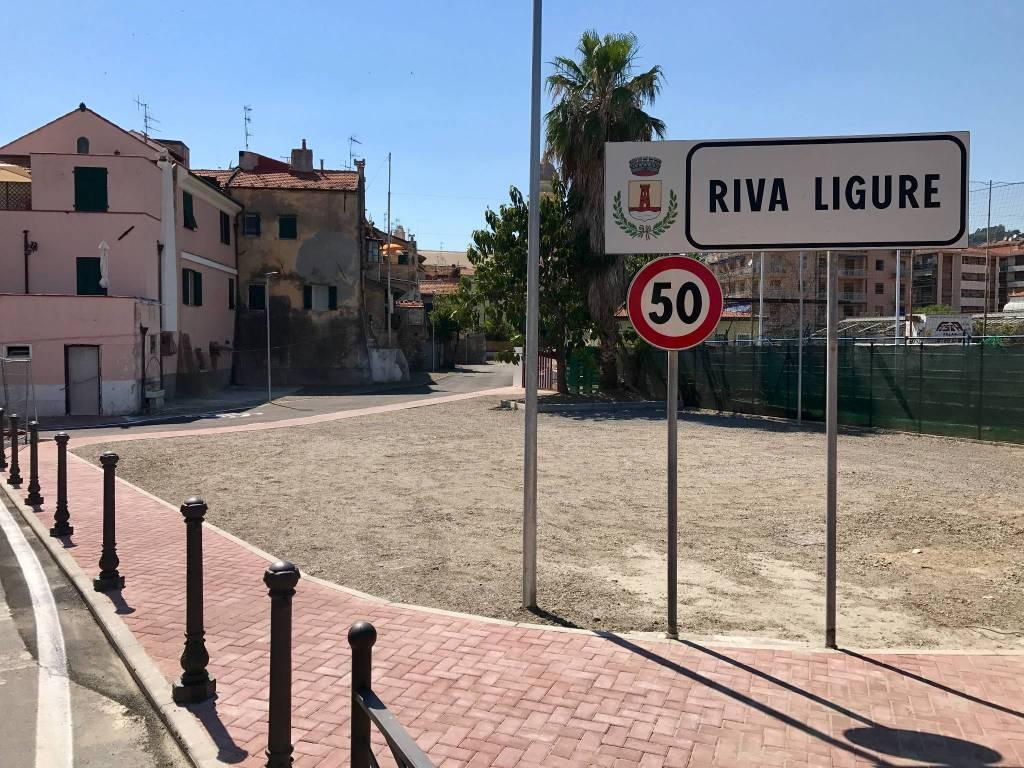 riviera24 - Riva Ligure, lavori di riqualificazione della zona di Via Nino Bixio