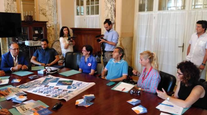 """riviera24 - """"Un palco per Amatrice"""" conferenza stampa"""