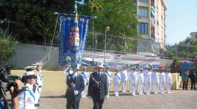 riviera24celebrazione marinamilitare imperia