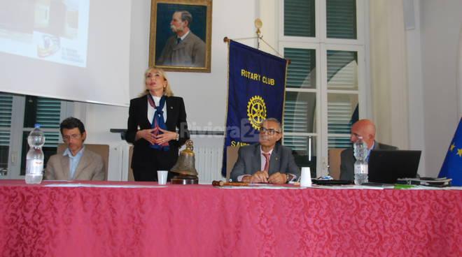 Rotary Club Sanremo Hanbury