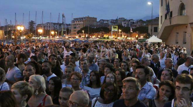"""Sanremo, concerto """"Un palco per Amatrice"""""""