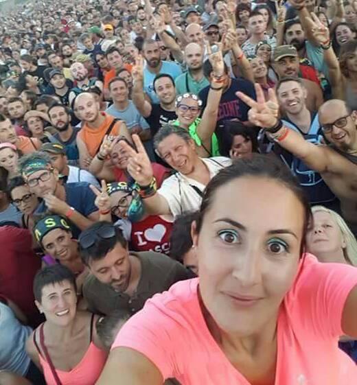Concerto Vasco al Modena Park, foto Francesca d'Amore