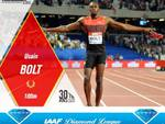 diamond league usain bolt