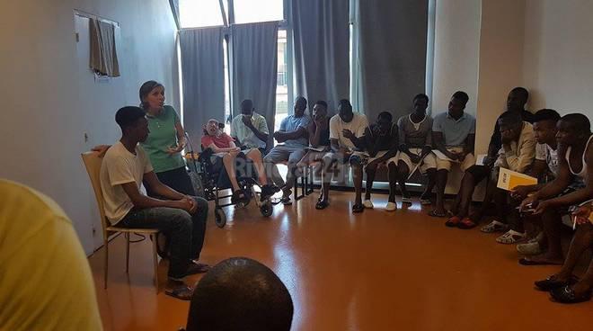 disabili e migranti