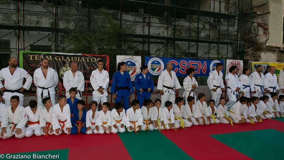 """Fight for Education"" dello Tsukuri Judo Ventimiglia"