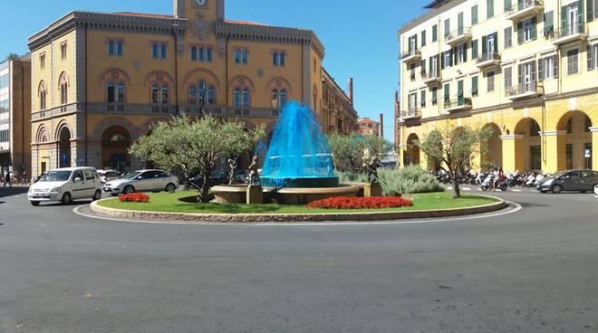 fontana blu imperia