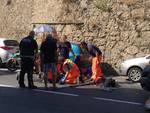 incidente ventimiglia