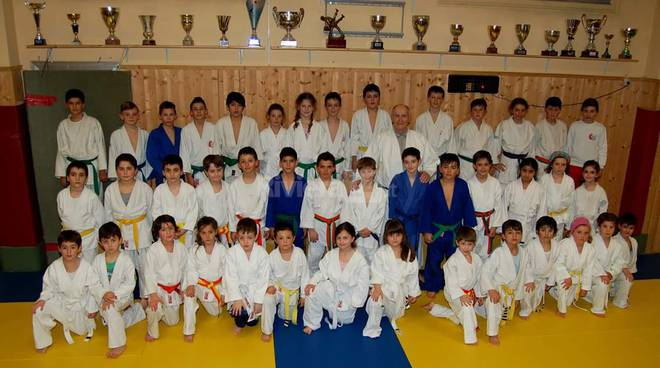 Judo club Simonazzi Bordighera