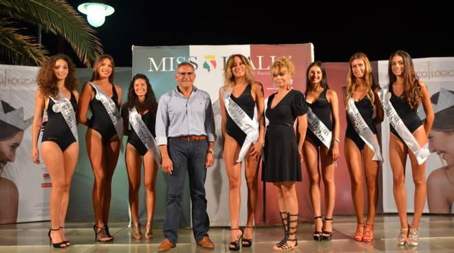 Miss Italia, 2° finale regionale Liguria