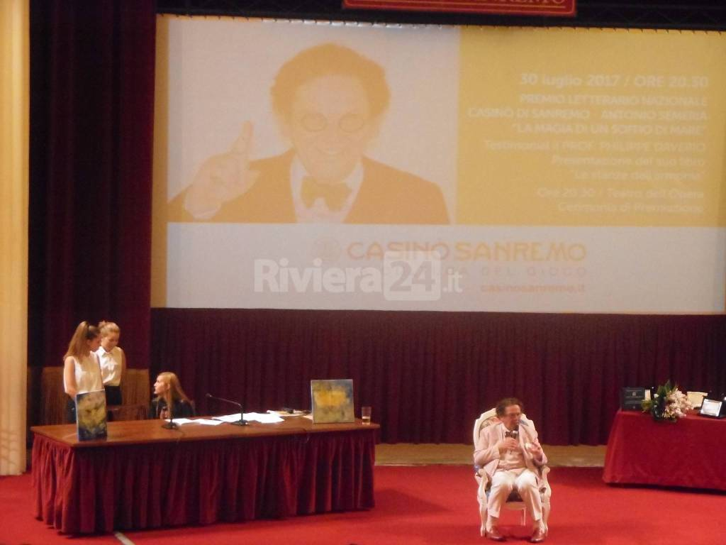 Philippe Daverio illustre ospite per il premio letterario dedicato a Antonio Semeria