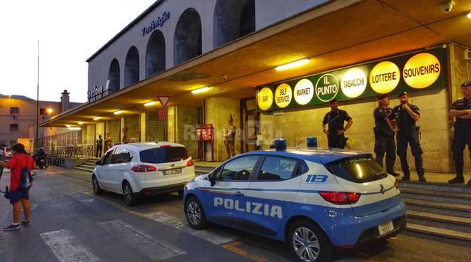 Ventimiglia, allarme bomba: chiusa la stazione ferroviaria, in arrivo gli artificieri