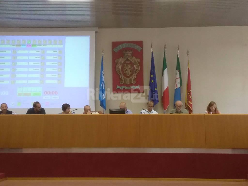 riviera24 - consiglio comunale Ventimiglia