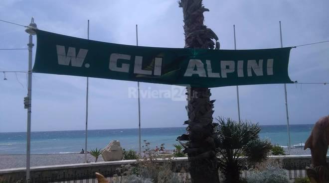 riviera24 - Festa degli alpini a Vallecrosia