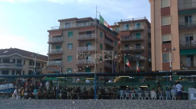 riviera24 -Festa degli Alpini a Vallecrosia