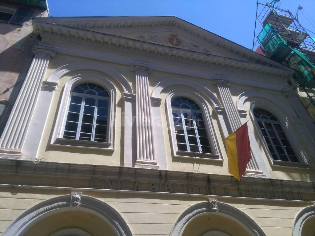 riviera24 -  Biblioteca Aprosiana a Ventimiglia Alta