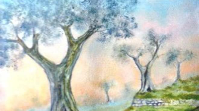 riviera24 - Mostra di quadri del pittore Ciso Risso