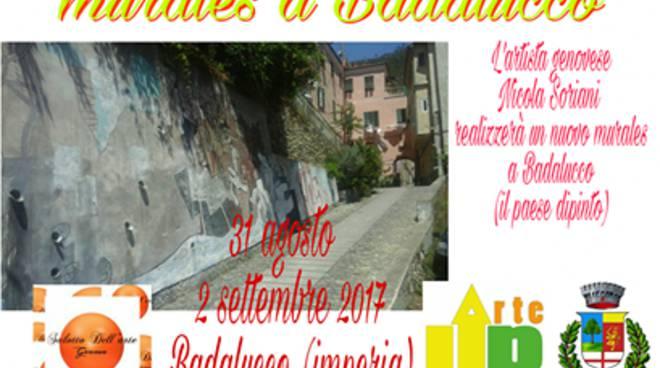riviera24 - Murales a Badalucco