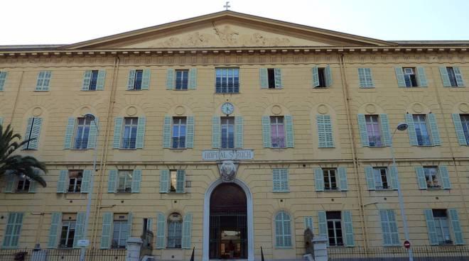 riviera24 - ospedale Saint Roch nizza