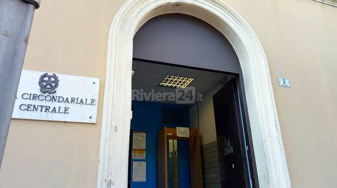 riviera24 - Sindacati al carcere di Imperia