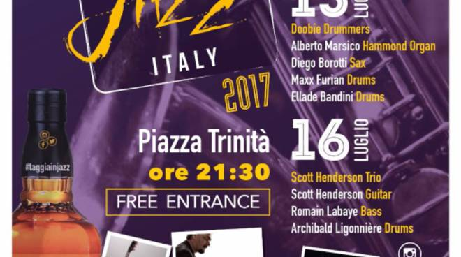 "riviera24 - ""Taggia in Jazz"""