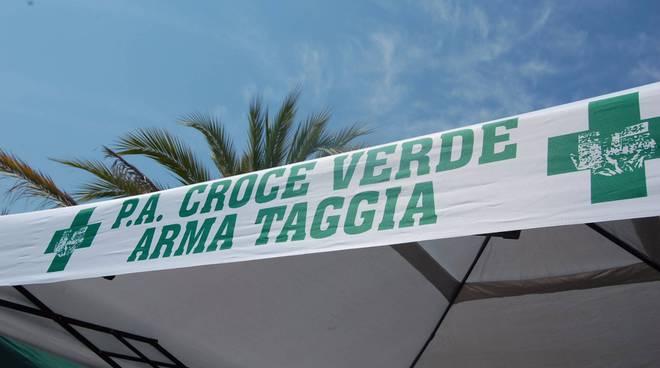 """riviera24 -  Trofeo """"Le due torri"""" della Croce Verde Arma Taggia"""