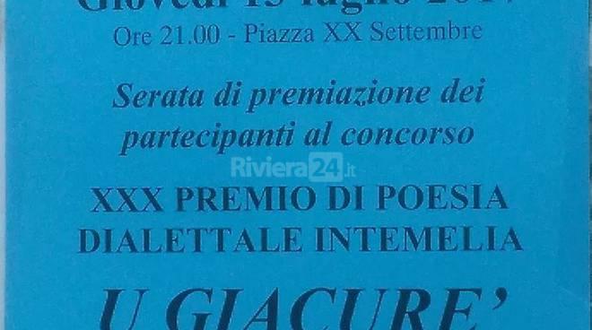 """riviera24 - """"U Giacurè"""" a Vallebona"""
