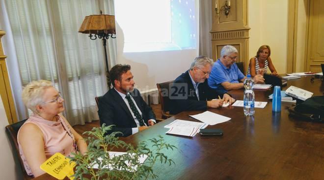 Sanremo, presentazione progetto Antea
