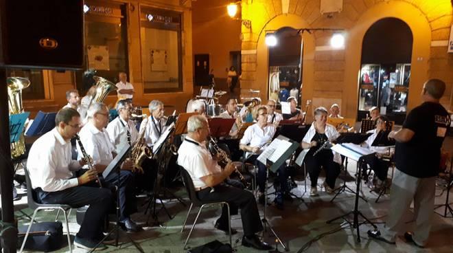 Banda Musicale Riviera dei Fiori – Filarmonica Città di Imperia