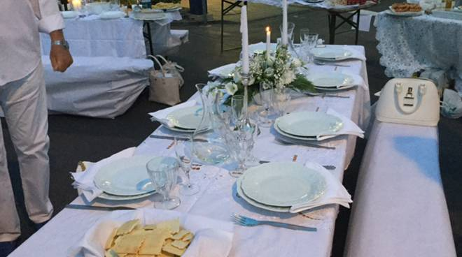 Cena in bianco Diano Marina