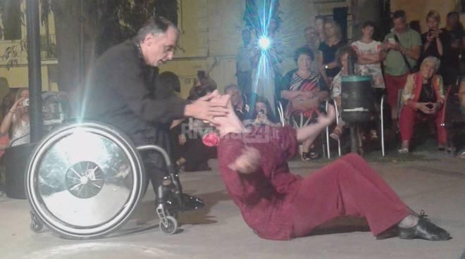 Enrico Gazzolla e Lorella Brondo