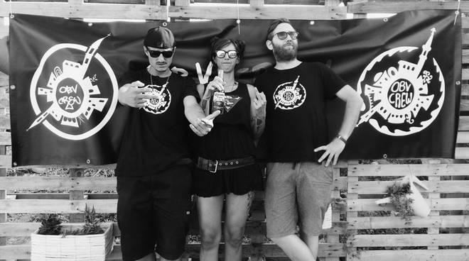 Ester Ventura, Vittorio Toesca, Andrea Zammataro (Obv Crew)