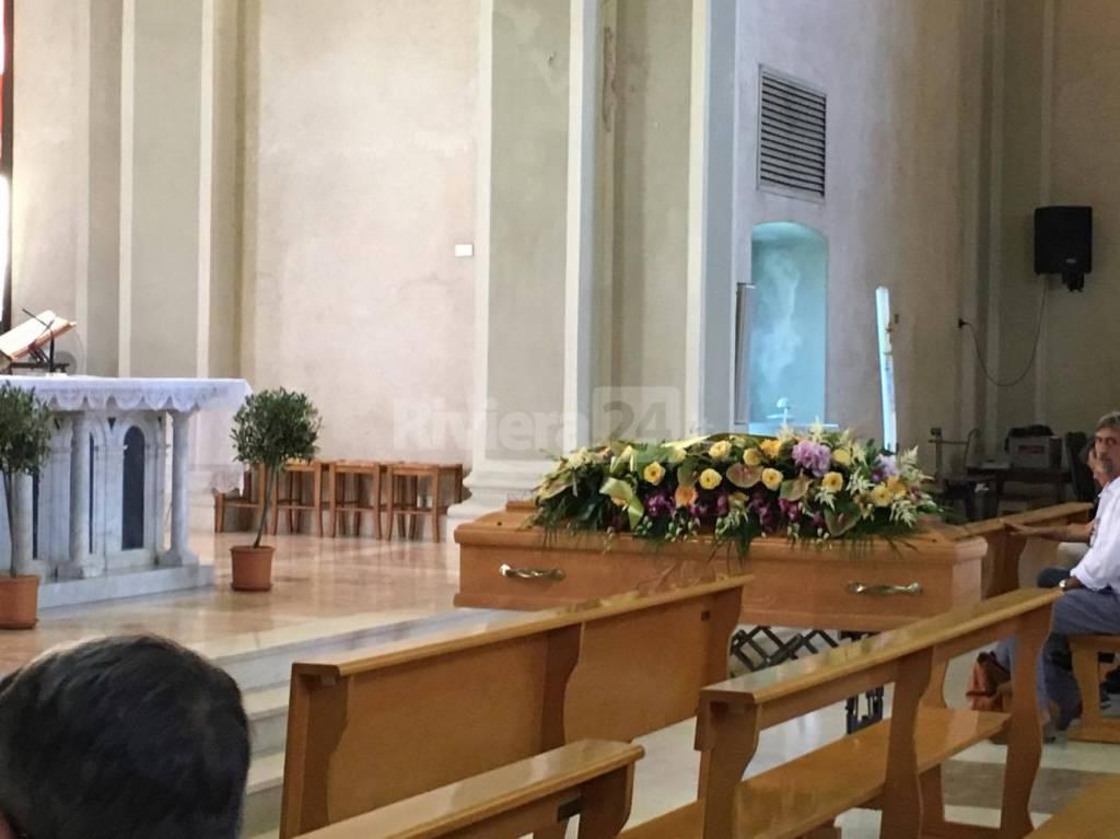 funerale iride biamonti
