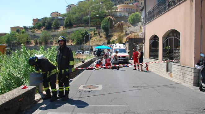 Incidente San Biagio della Cima