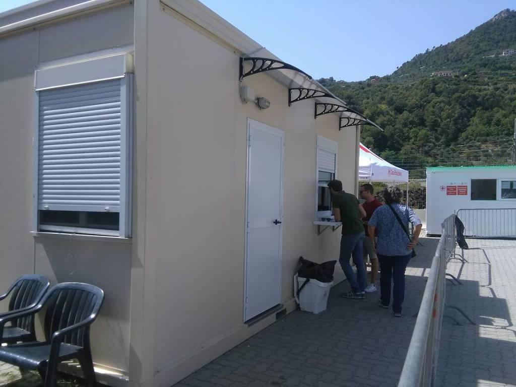 La visita parlamentare a Ventimiglia di Giovanni Paglia (SI)