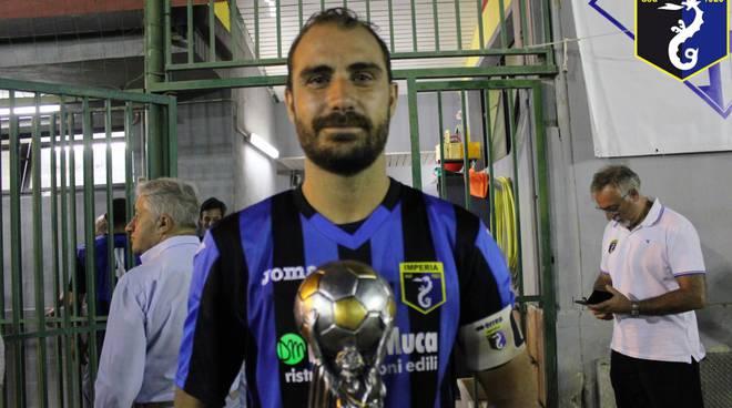 Pietro Daddi Imperia calcio