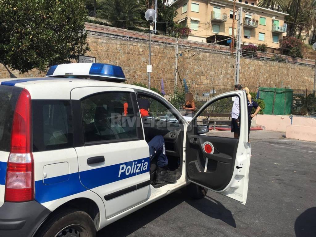 polizia locale bordighera