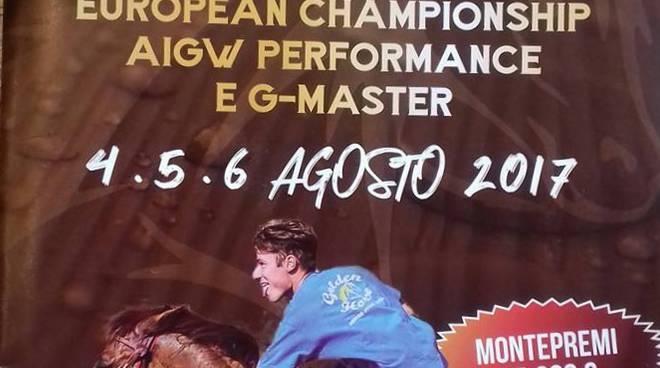 riviera24 - Campionato europeo di Ippica