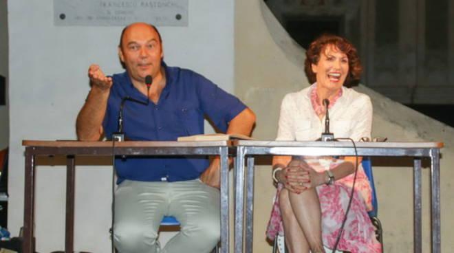riviera24 - Claudio Porchia e Barbara Ronchi