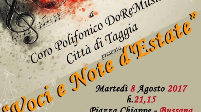 riviera24 -  Coro Polifonico DoReMusica
