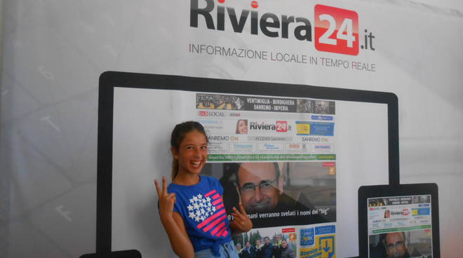Riviera24 - Federica 'Kiki' Chichi