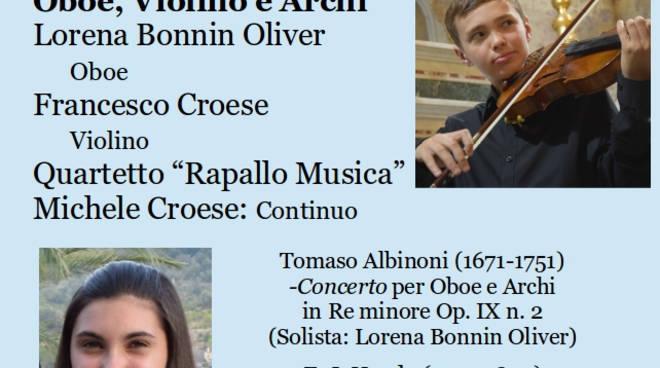 riviera24 -  Francesco Croese e Lorena Bonnin Oliver