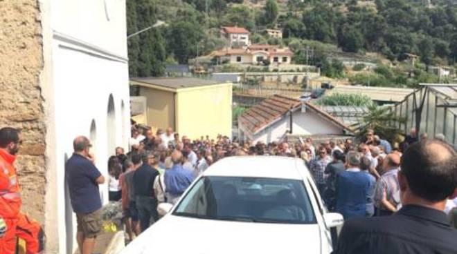 riviera24 - funerale Sergio Di Giuliantonio