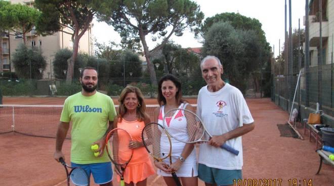 riviera24 - Gabriele Campagna, Maria Mammola, Egizia Di Rienzo ed Eduardo Raneri