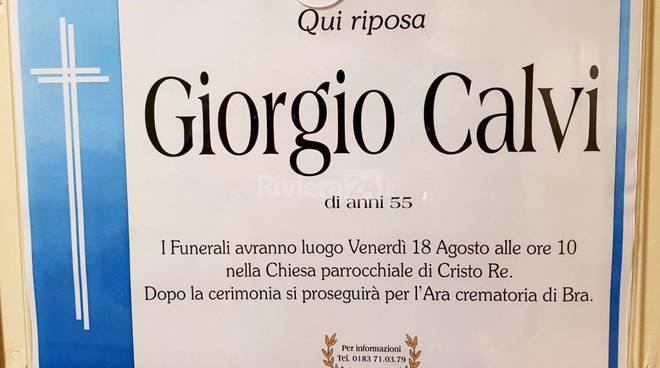 riviera24 - Giorgio Calvi
