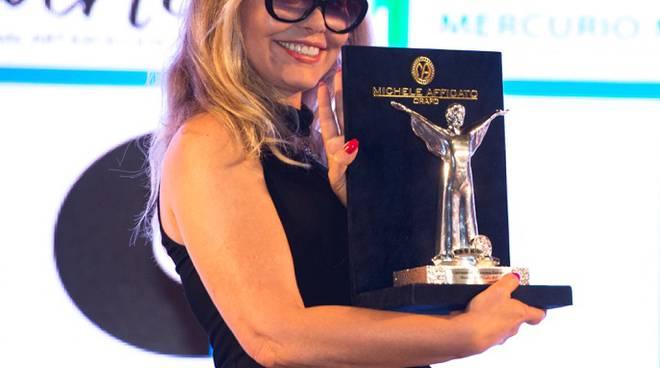 riviera24 - Premio di Michele Affidato a Ornella Muti