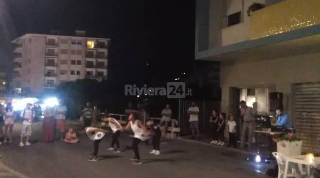 """riviera24 - """"Sport Meets Food"""" a Vallecrosia"""
