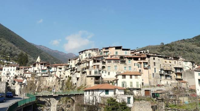 Rocchetta Nervina, panorama