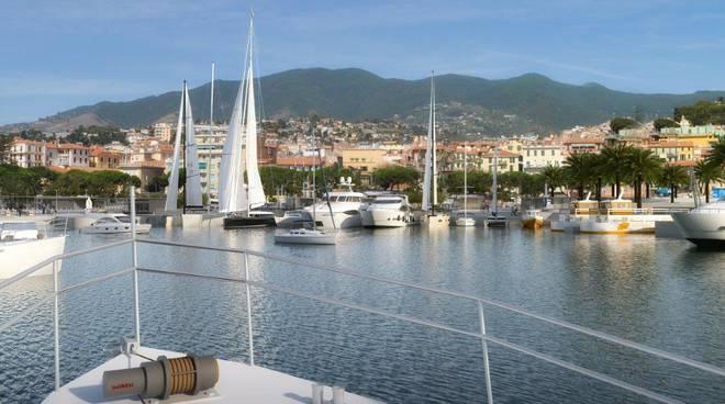 Sanremo, progetto di riqualificazione del porto vecchio