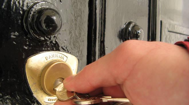 serratura chiavi
